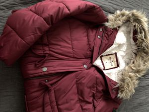 Hollister Sherpa-Lined Puffer Parka Jacket for Sale in Downey, CA