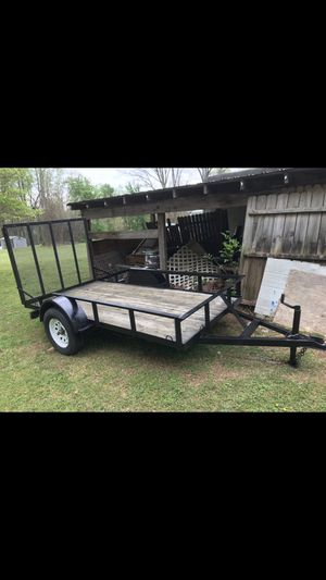 """5x10 """"STOHL"""" trailer. for Sale in China Grove, NC"""