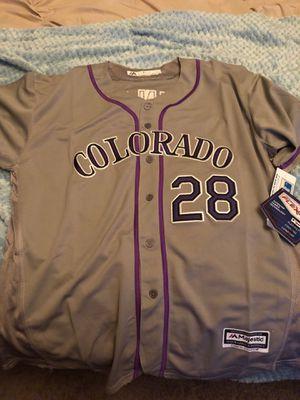 Arenado Rockies jersey for Sale in Denver, CO