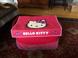 Hello kitty toy box for Sale in Livonia, MI