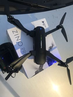 Hubsan zino pro plus cámara 4k 45 minutos flight time for Sale in Paramount,  CA