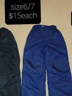 Kids Snow Wear for Sale in Fresno,  CA