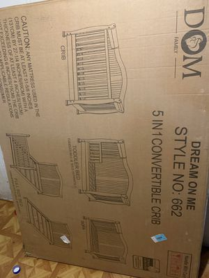 5 in One Baby Bed and crib Brand New for Sale in St. Louis, MO
