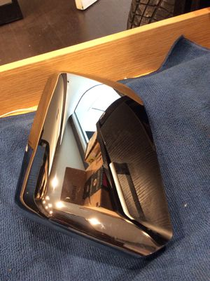 GMC Yukon, Chevy Tahoe/Suburban Driver Side View Mirror Chrome Cap Cover for Sale in Wilmington, CA