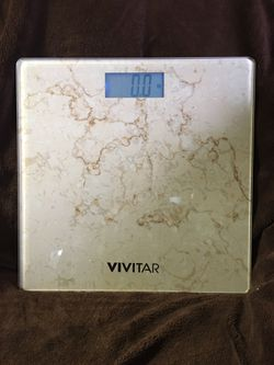 Vivitar bathroom scale for sale for Sale in Home,  WA