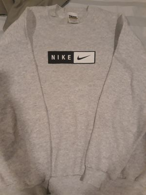 VINTAGE NIKE SWEATER SIZE LARGE for Sale in Los Angeles, CA