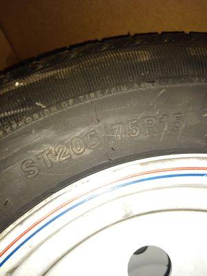 Trailer tire for Sale in Corona, CA