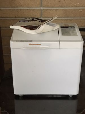 Toastmaster Bread and Butter Maker 1195A for Sale in Orange, CA