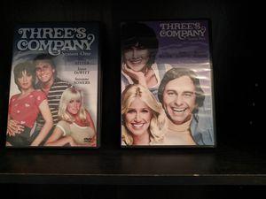 Three's company season 1 & 2 for Sale in Newark, OH