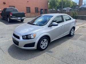 2014 chevy sonic lt for Sale in Clifton, NJ