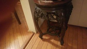 Antique end table for Sale in Fairfax, VA