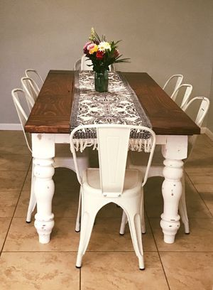 French Farmhouse Table for Sale in Houston, TX