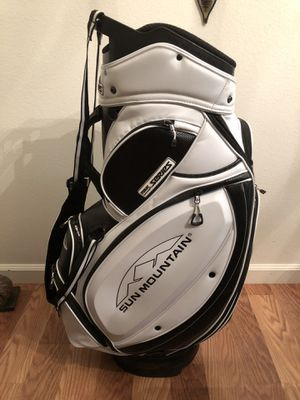 Sun Mountain Tour Series Golf Cart Bag for Sale in Los Angeles, CA