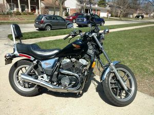 1983 Honda Shadow 500 for Sale in Plymouth, MI