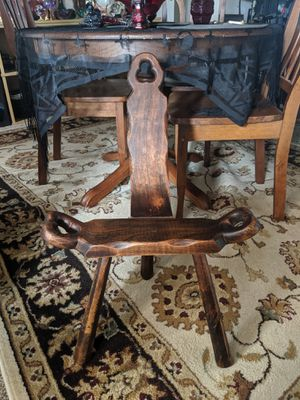 Antique birthing chair for Sale in Kingman, AZ