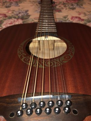 Luna 12 string guitar for Sale in Duluth, GA