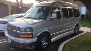 2005 Chevy Express High Top conversion for Sale in Escondido, CA