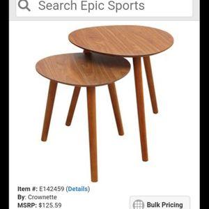 2 Brand New Convenience Concept Resting Tables for Sale in Atlanta, GA