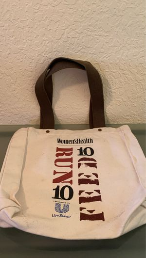 WOMENS HEALTH TOTE BAG for Sale in Coral Gables, FL