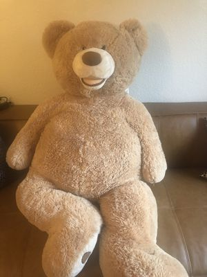 Big Teddy bear for Sale in Citrus Heights, CA