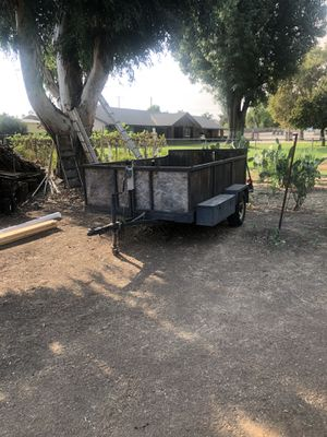 Trailer 6x10x4 for Sale in Riverside, CA
