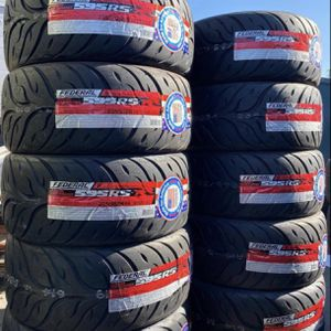 FEDERAL 595 RS-RR Racing Tires Brand New All Sizes Available @ Wholesale Pricing Starting @ $79 EA & Up WE FINANCE EVERYONE BRAND NEW We Finance for Sale in La Habra Heights, CA