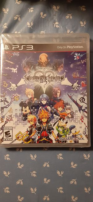 Kingdom Hearts HD Remix for Sale in Washington, DC