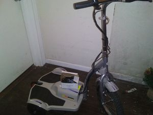 SCOOTER SPORTING EQUIPMENT..ZOOM PERSONAL TRASPORTER..3,VELT..ELECTRIC.. for Sale in Norwalk, CT