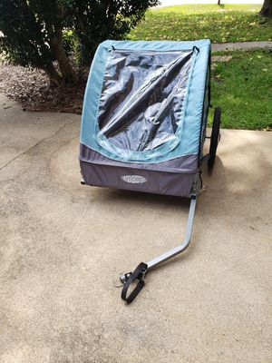 In step double bike trailer for Sale in Wetumpka, AL