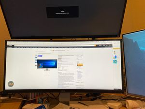 Dell UltraSharp U3415W 34-Inch Curved LED-Lit Monitor for Sale in San Ramon, CA