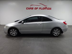 2007 Honda Civic Cpe for Sale in Tampa, FL