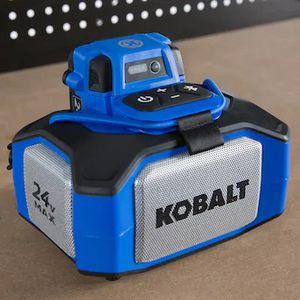 Kobalt 24v Max Bluetooth Speaker 25$ for Sale in Umatilla, OR