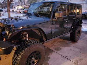 2012 Jeep Wrangler Unlimited Sport 4x4 for Sale in Denver, CO