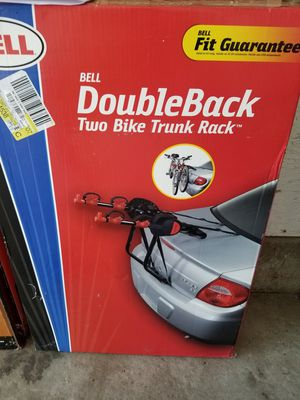 Bell trunk rack for Sale in Bel Aire, KS