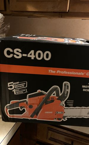 """Echo chainsaw can-400 18"""" for Sale in Fort Worth, TX"""