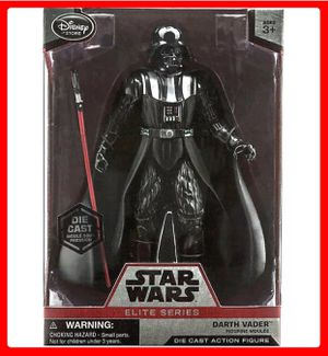 Star Wars Darth Vader Elite Series Die Cast Action Figure - 7'' - Disney Store Collector Collectible for Sale in Las Vegas, NV