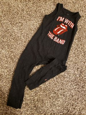 24 month Rolling Stones outfit for Sale in Las Vegas, NV