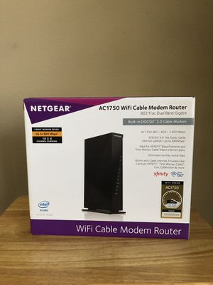 Xfinity Modem / Router for Sale in Houston, TX