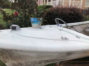 Shearwater 14ft boat for Sale in Knightdale, NC