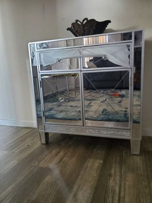 Mirrored cabinet for Sale in Las Vegas, NV