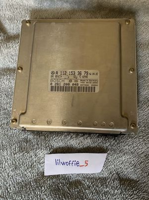 "OEM 01-05 MERCEDES BENZ C 240 ENGINE CONTROL MODULE ECU ECM ENGINE CONTROL UNIT "" A 112 153 36 79 ""OEM for Sale in Norwalk, CA"