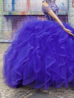 Quinceanera Dress (purple) for Sale in Pasadena, TX