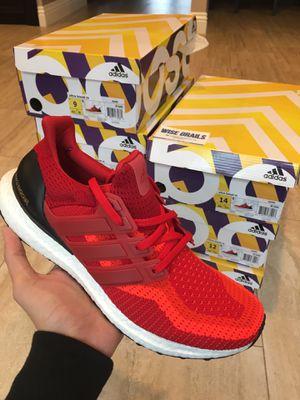 Adidas Ultra Boost 2.0 Solar Red BULK! for Sale in Salt Lake City, UT