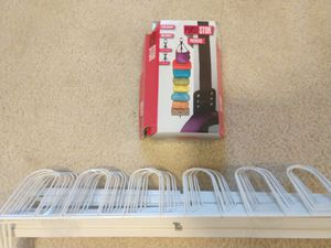 Organize your closet! Wall Shoe organizer and Purse Storage for Sale in Houston, TX