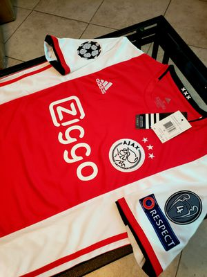Ajax 19-20 home jersey for Sale in Vernon, CA