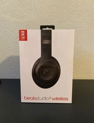 beats studio wireless 3 for Sale in Dalton, GA