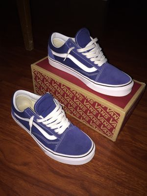 Royale blue vans for Sale in Tacoma, WA