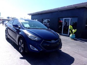 2013 Hyundai Elantra Coupe for Sale in Pinellas Park, FL