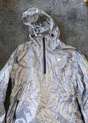 Men's Waterproof Hooded Rain Jacket Windbreaker for Sale in Las Vegas, NV