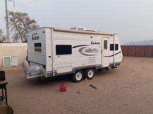 Salem travel trailer camping rv for Sale in Goodyear, AZ